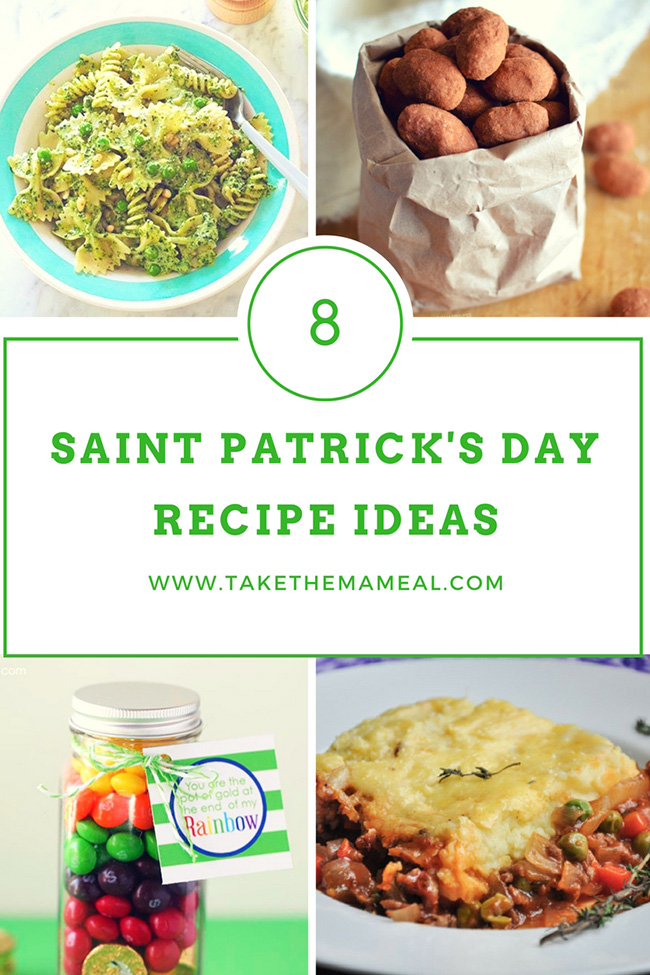 8 St. Patrick's Day Recipe Ideas