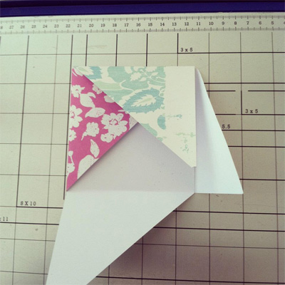 Easy DIY Spring Card / Gift Holder