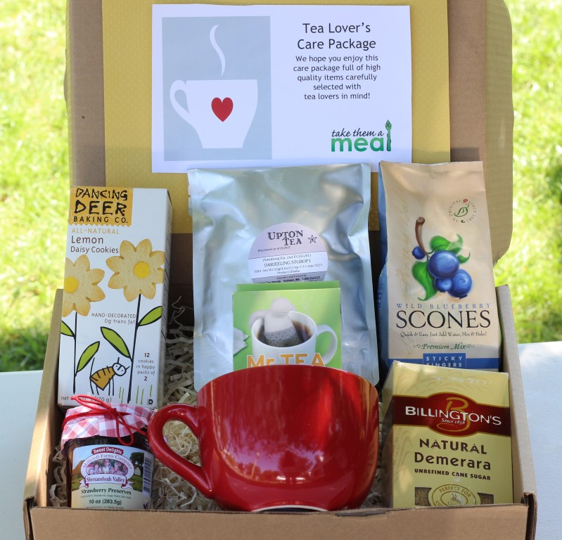 Tea Lovers Care Package