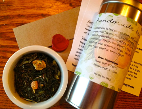 Handmade Tea - Monthly Tea Subscription