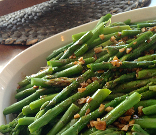 Tis the Season for Asparagus and Family Memories