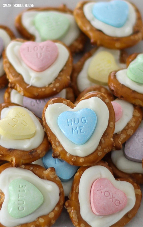 Valentine Party Planning & Fun Foods