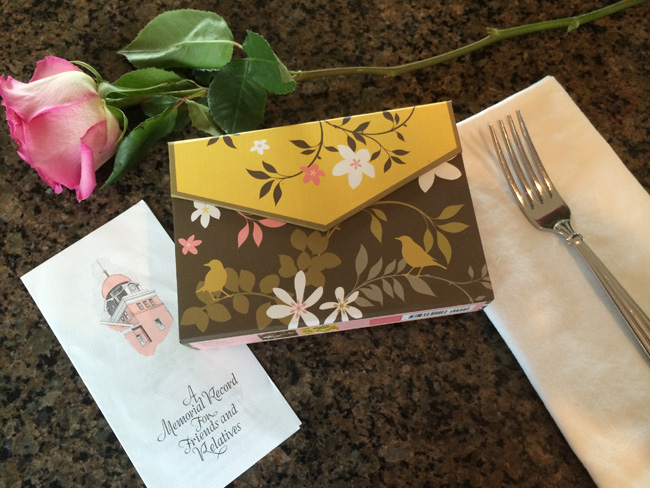 Baby Gift Thank You Etiquette : Take them a meal simplifying coordination so