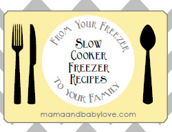 From Your Freezer To Your Family