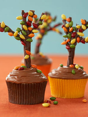 How to Make a Cupcake Tree