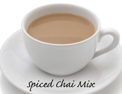 Spiced Chai Mix