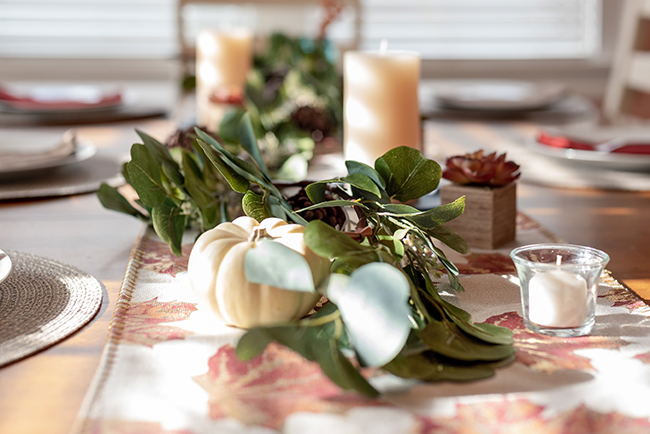 Thanksgiving Recipe for a Small Gathering