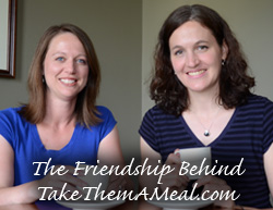 The Friendship Behind TakeThemAMeal.com