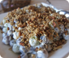 Grape Salad, Low-fat and Gluten free
