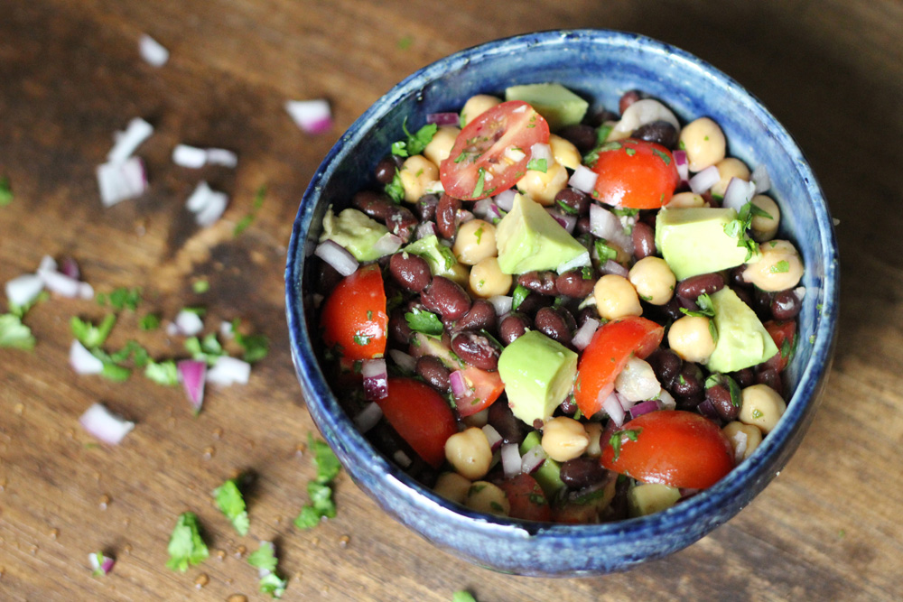 Fiesta Bean Salad
