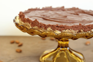 No Bake Chocolate Decadence Torte