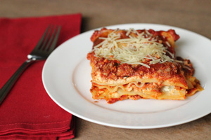 World�s Best Lasagna