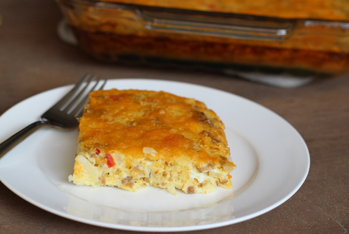 Gluten Free Breakfast Bake