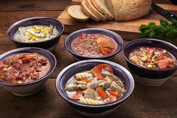 Five Quart Soup Meal with 9-Grain Bread