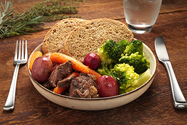 Pot Roast and Vegetables