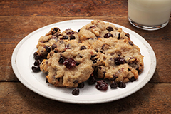 Chocolate Cherry Cookies