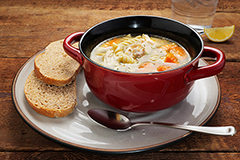 Good Ol' Chicken Noodle Soup Meal with 9-Grain Bread (2Q)