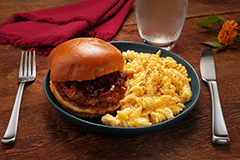 Pulled Pork with Mac & Jack